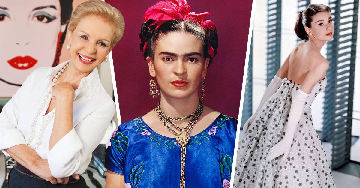15 Mujeres que destacan por haber impuesto moda a través de la historia