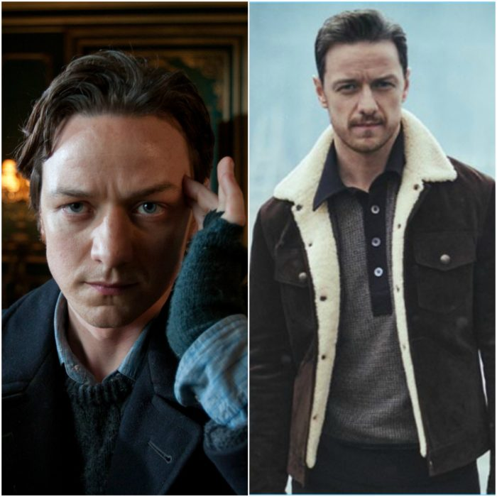 James McAvoy, Charles Xavier