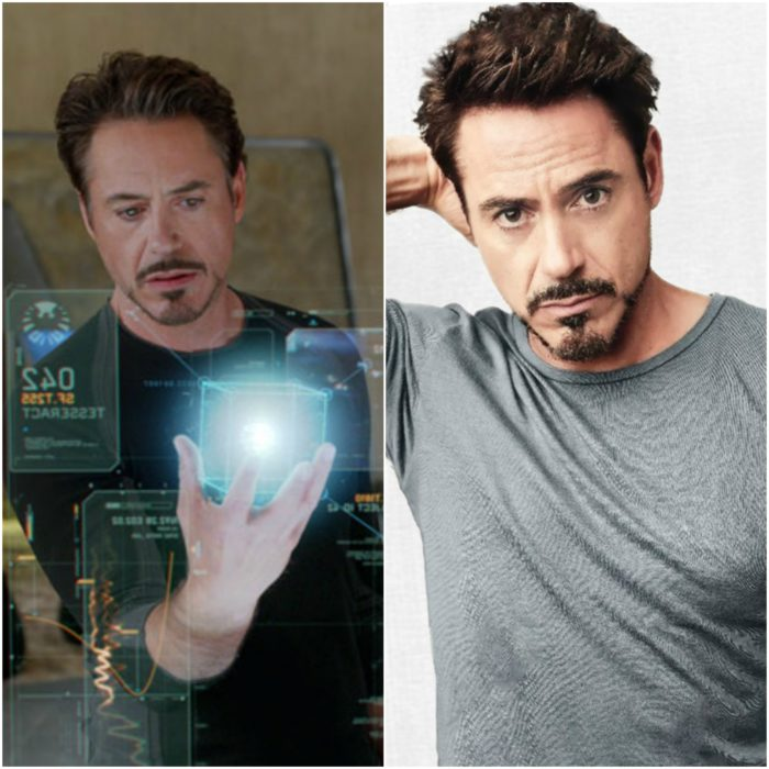 Robert Downey Jr., Tony Stark