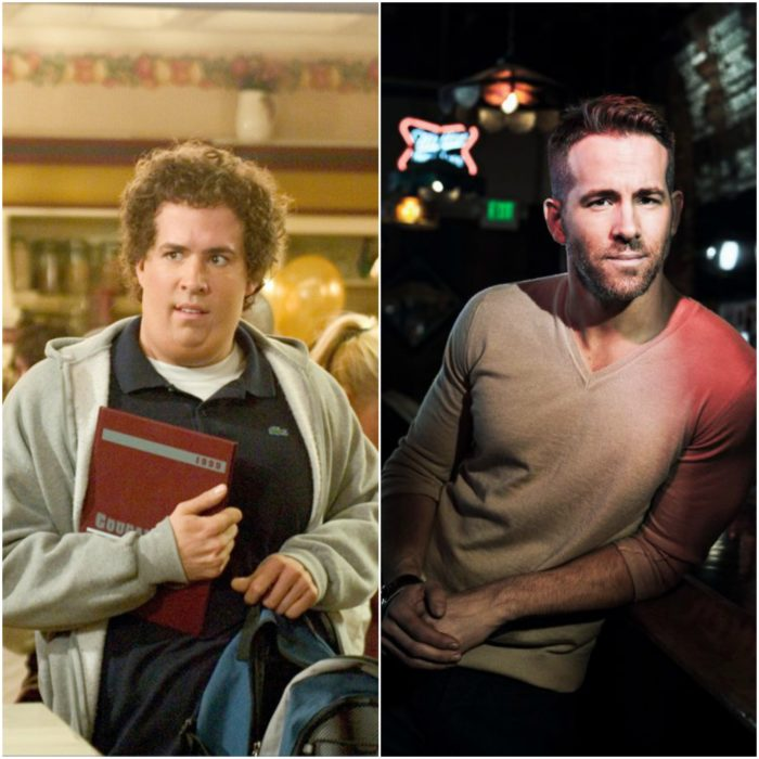 Ryan Reynolds, Chris Brander