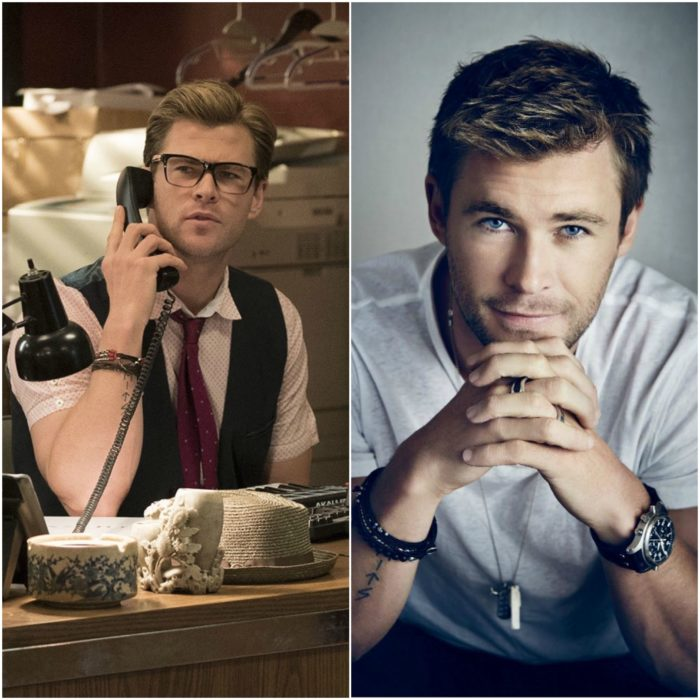 Chris Hemsworth, Kevin Beckman