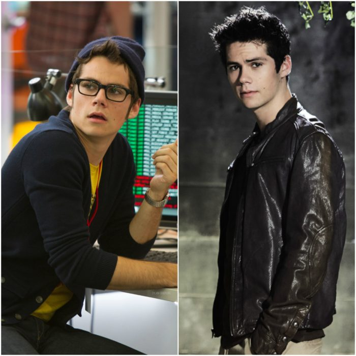 Dylan O'Brien, Stuart Twombly