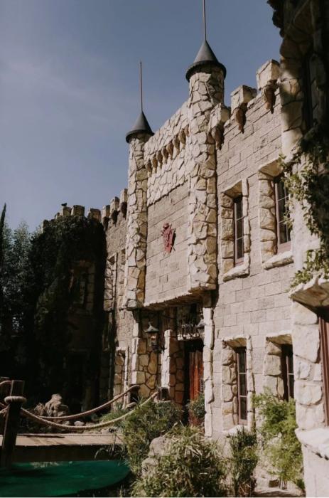 castillo de harrypotter