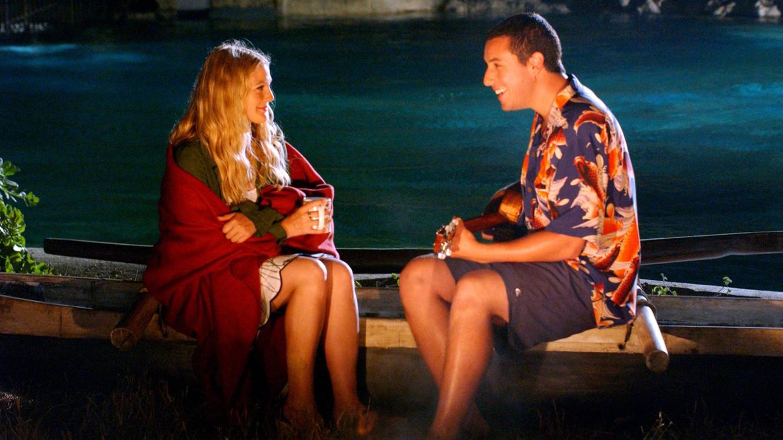 50 primeras citas en la playa