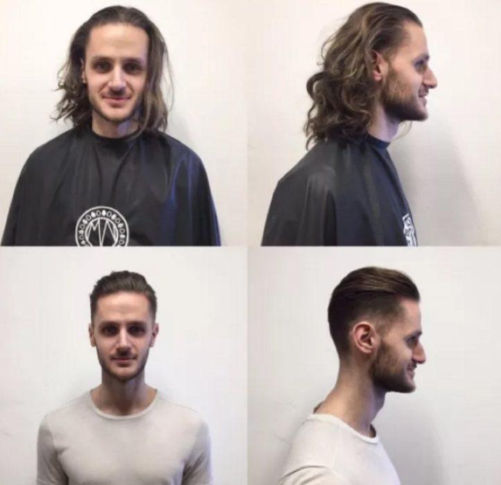 cambio de look radical
