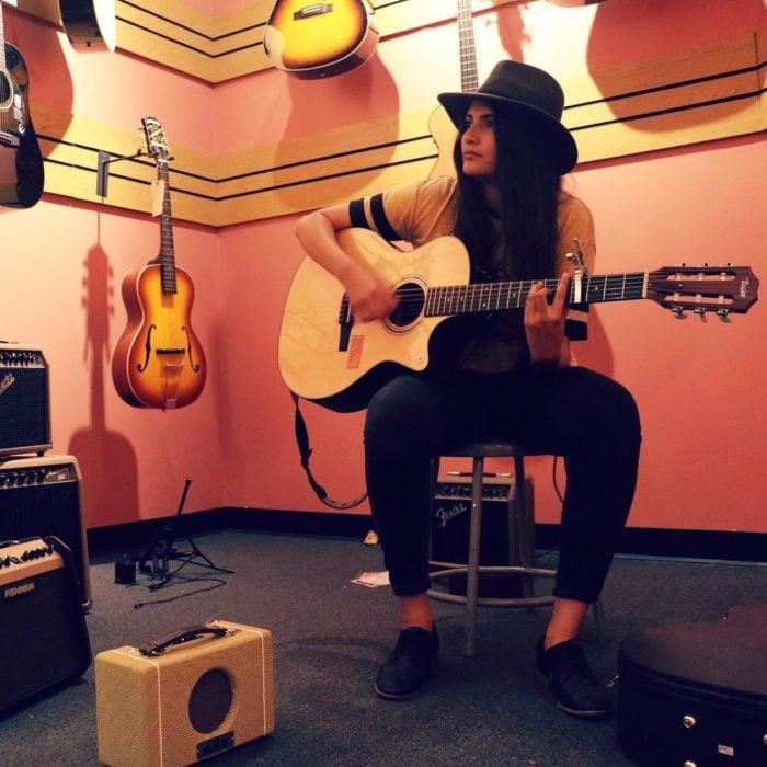 Cantante Catalina Prieto