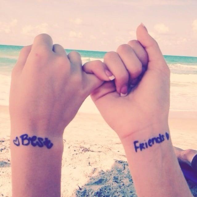 promesa de amigas
