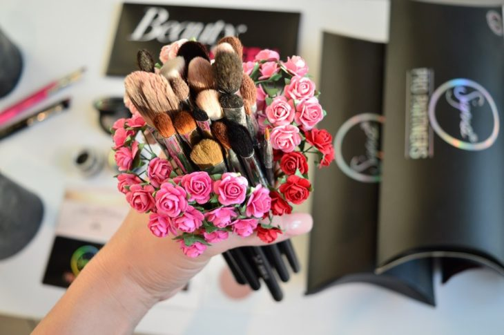 ramo de maquillaje