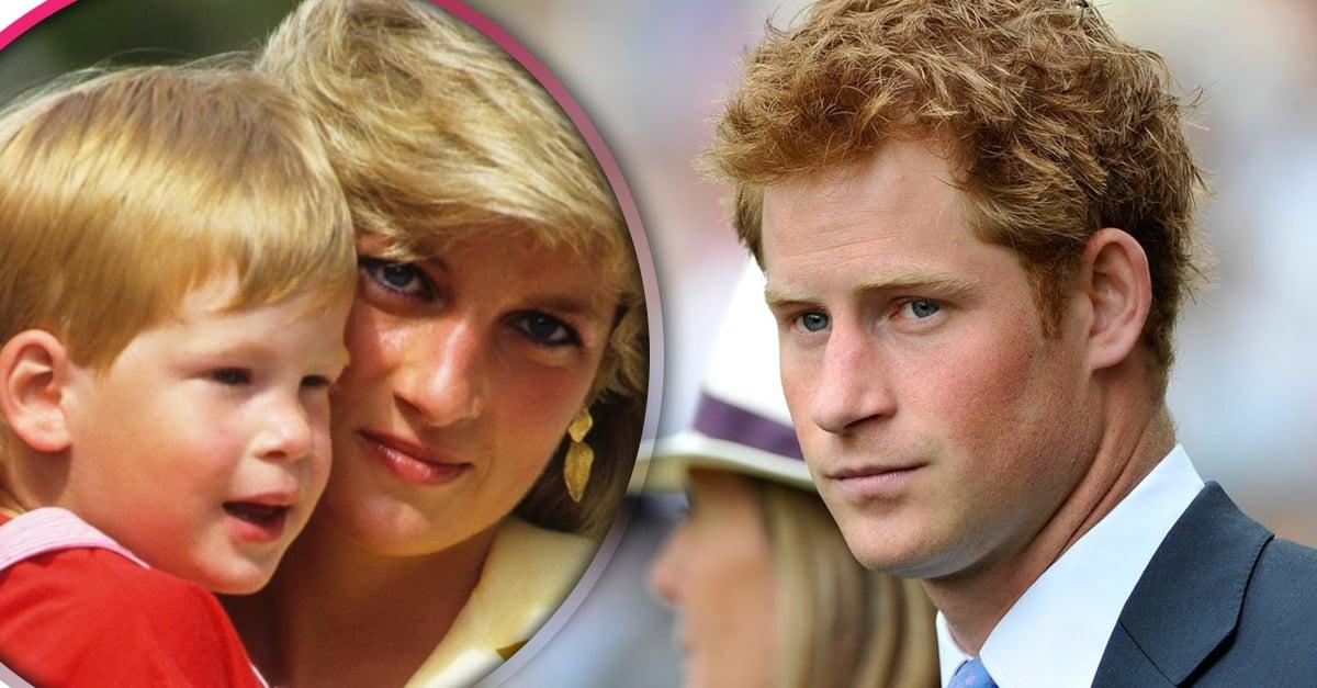 El príncipe Harry habla sobre la muerte de su madre y porque reprimió sus sentimientos