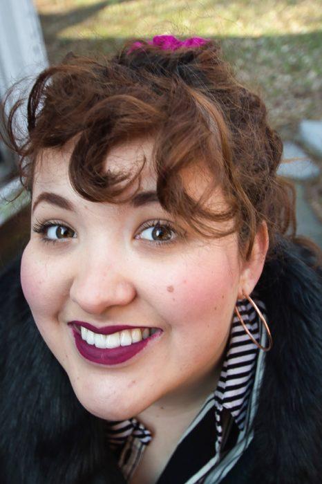 Bloggera colombiana Marie Southard Ospina