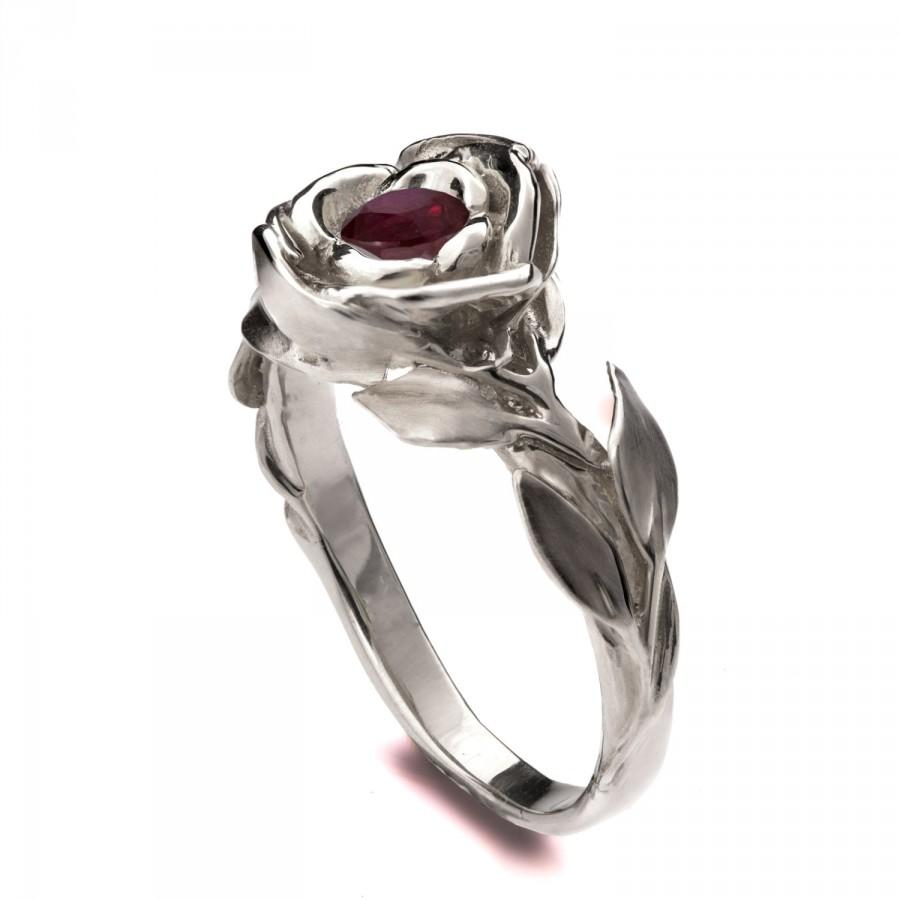 anillo para San Valentín   Comprar anillos de compromiso