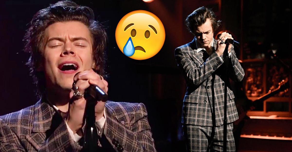 Harry Styles revela el significado de 'Sing of the times'; te dejará con un nudo en la garganta (
