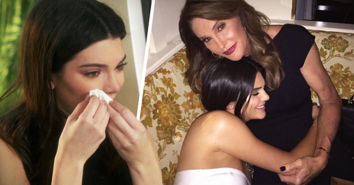 'Se me cayó el corazón': Kendall Jenner revela cómo se sintió al ver a su papá vestido de mujer