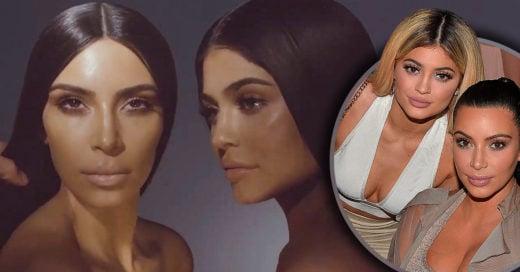Kim Kardashian y Kylie Jenner lanzan su primera línea de cosméticos