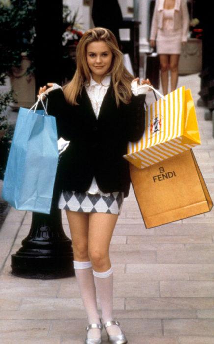 Cherr de clueless de compras