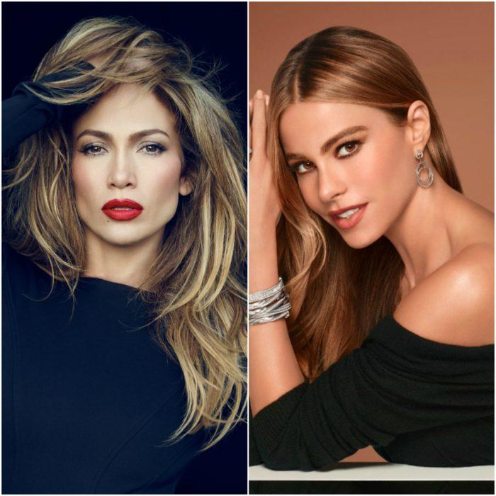 Jennifer Lopez y Sofía Vergara