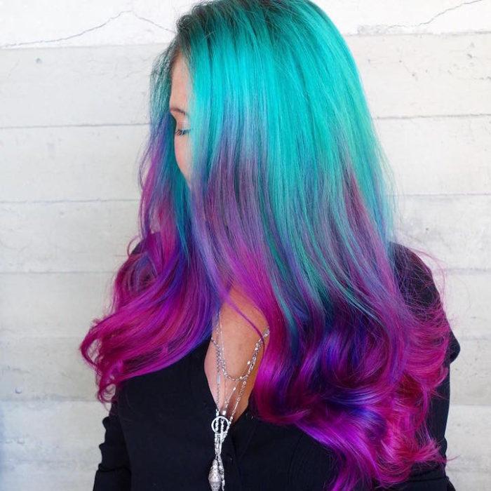 cabello de sirena
