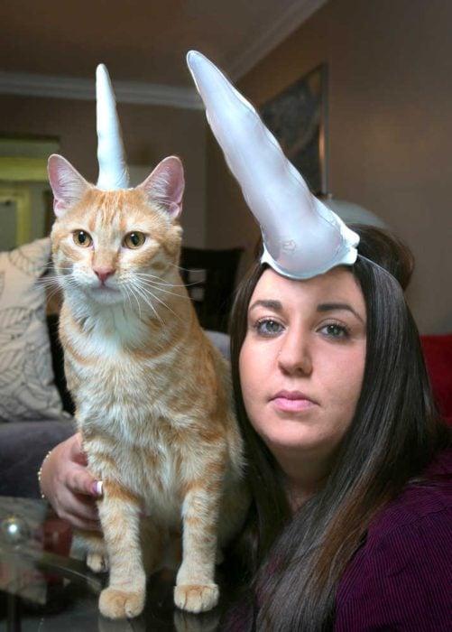 cuerno de unicornio
