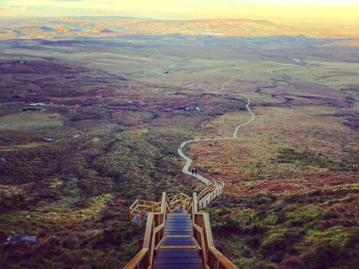 Montaña Cuilcagh