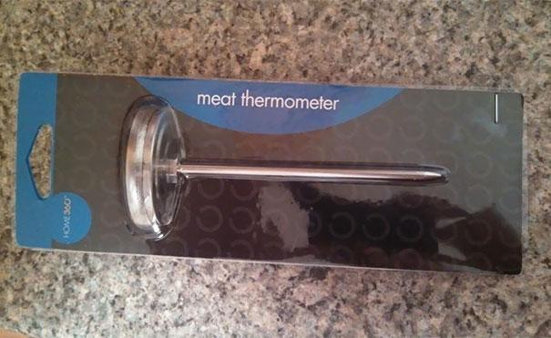 Termometro para carne