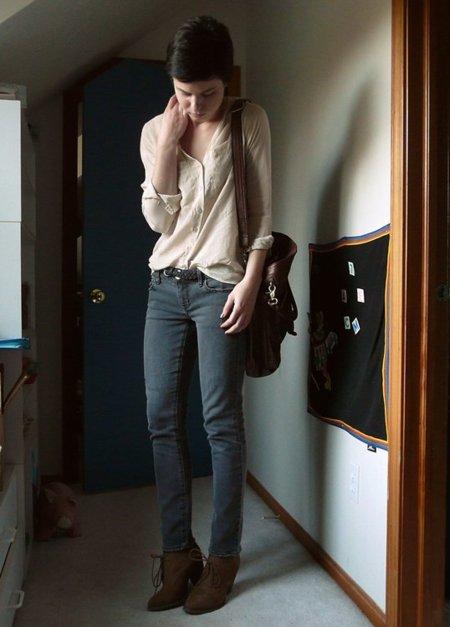 outfit sencillo