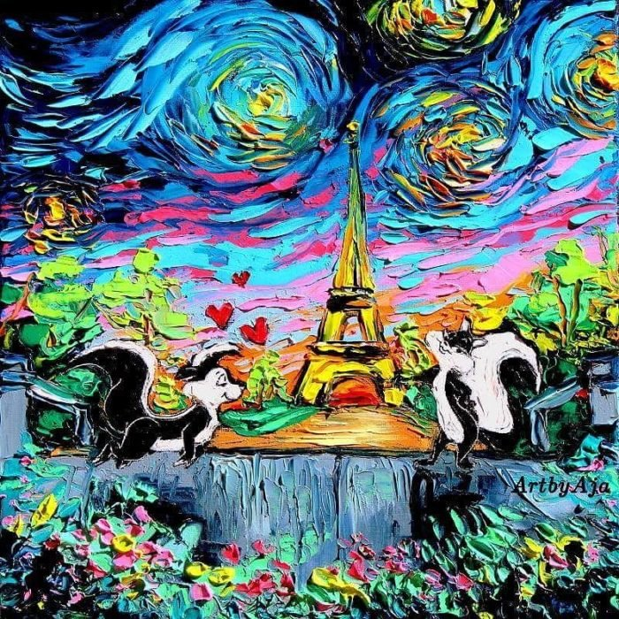 Van Gogh Nunca