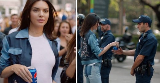 Kendall Jenner protagoniza una campaña tan polémica que Pepsi tuvo que cancelarla