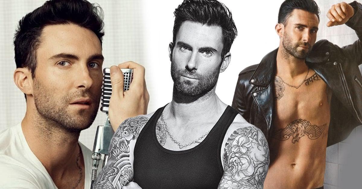 15 Razones por las que Adam Levine es el hombre que todas amamos