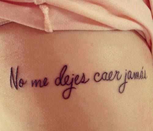 20 Frases En Espanol Que Inspiraran Tu Proximo Tatuaje