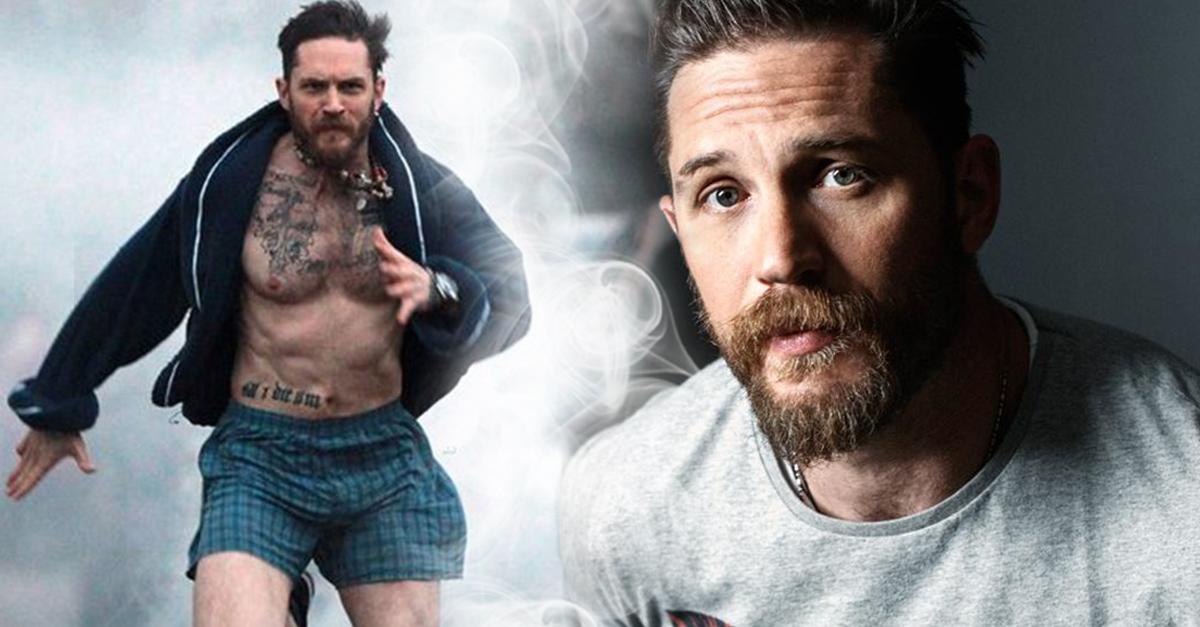 Tom Hardy 'se transforma en superhéroe' en la vida real y atrapa a un ladrón de motos en Londres