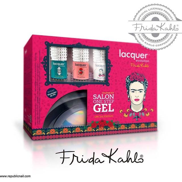 Cosméticos Frida Kahlo