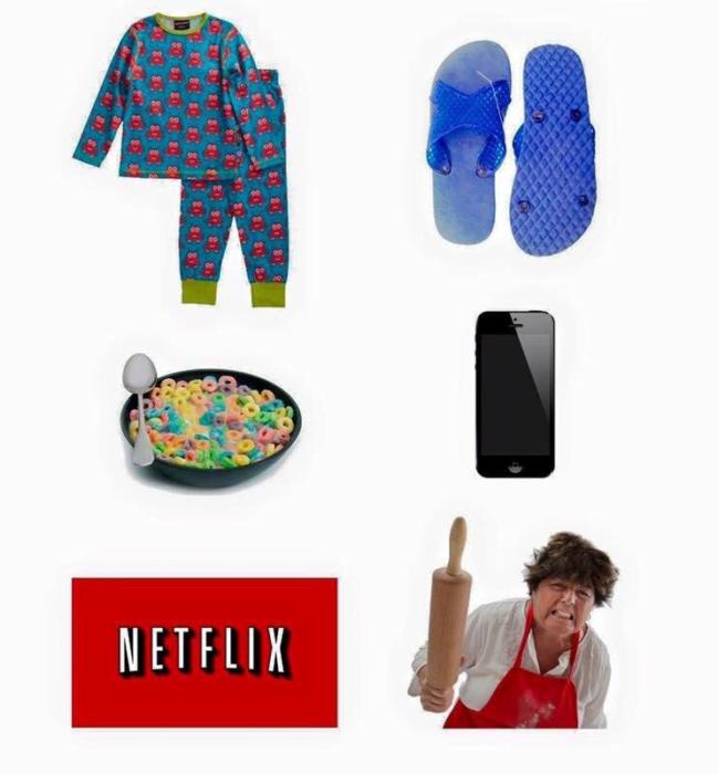 pijama neftlix