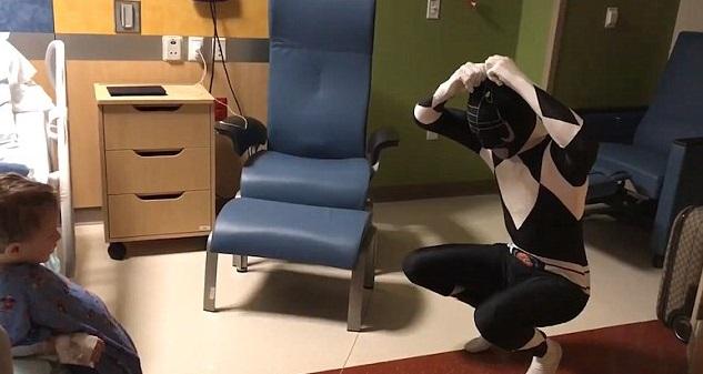 Visita sorpresa hospital