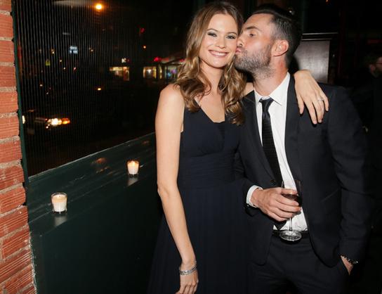 adam y su esposa