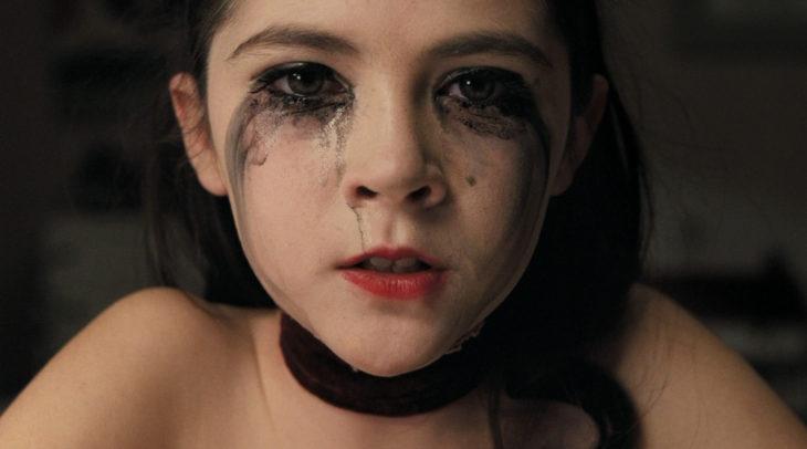 Escena de la película la huérfana