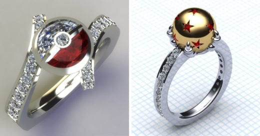 20 Increíbles anillos de compromiso que te llevarán a un mundo de fantasía