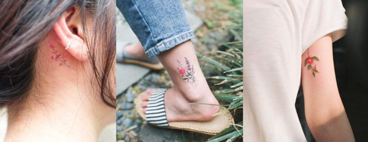 Artista del tatuaje que vive en corea del sur