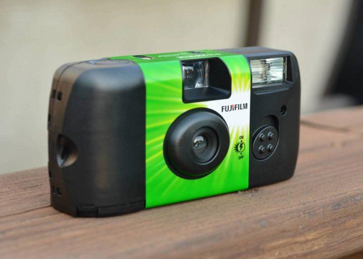 cámaras desechables