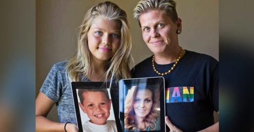 Conoce a las primeras madre e hija transgénero del mundo