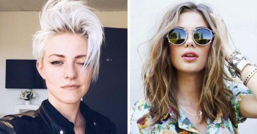 15 Increíbles cortes de pelo para lucir tu melena al natural