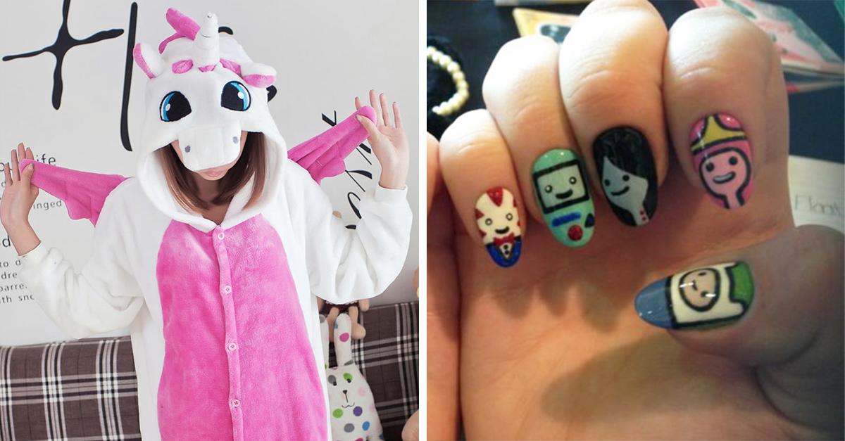 Pijamas infantiles y otras cosas que ya no debería ponerse una treintañera