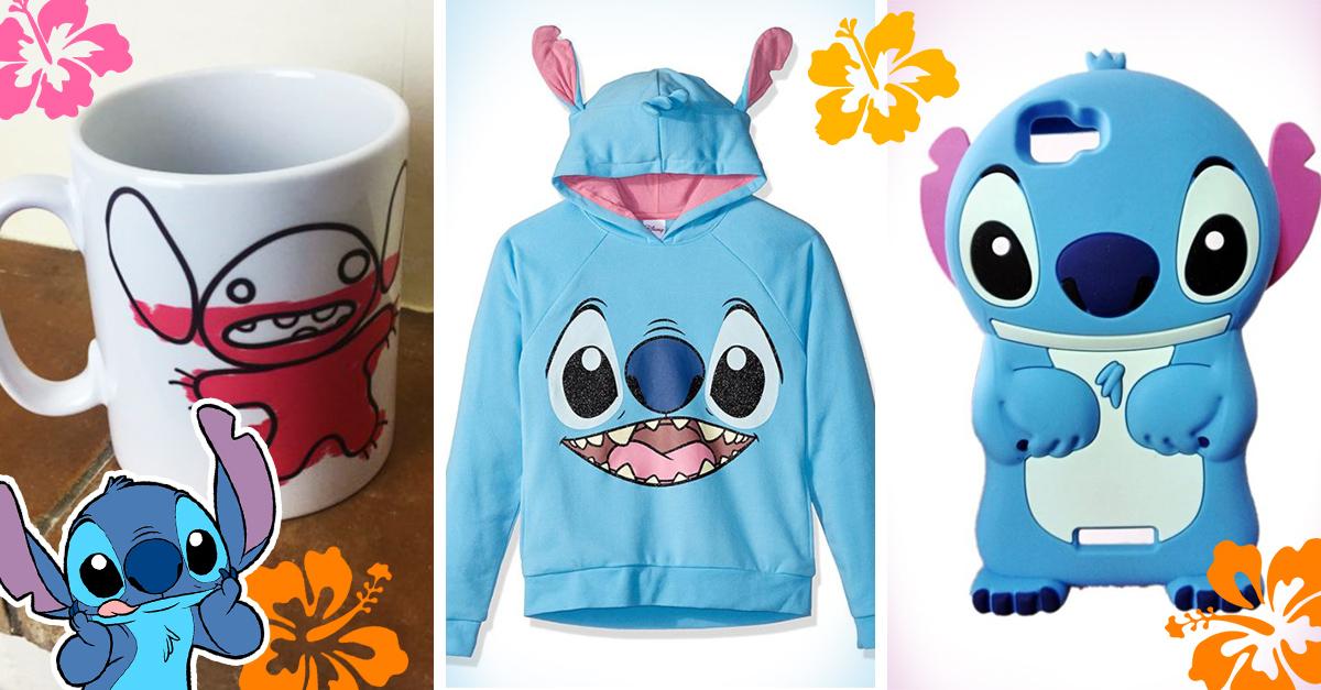 15 Adorables objetos que todas las fanáticas de 'Lilo y Stitch' amarán