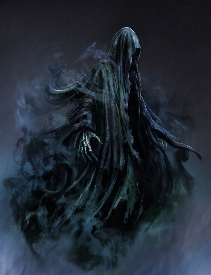 dementor harry potter