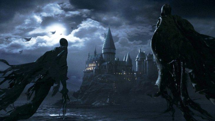 dementores en hogwarts