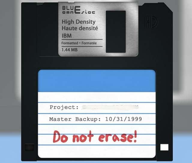 disquete 90's