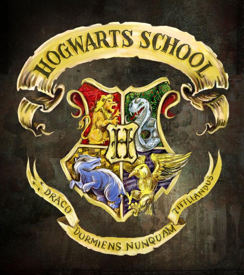 el lema de hogwarts