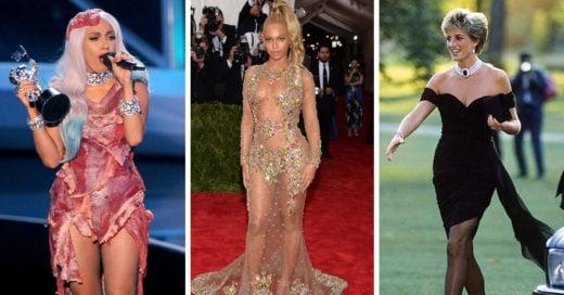 Vestidos de fiesta que han usado las famosas