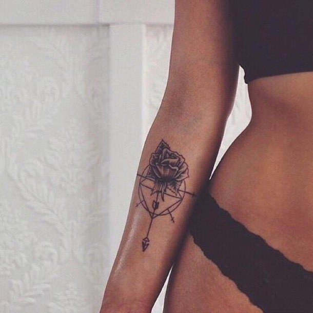 flecha tattoo 16