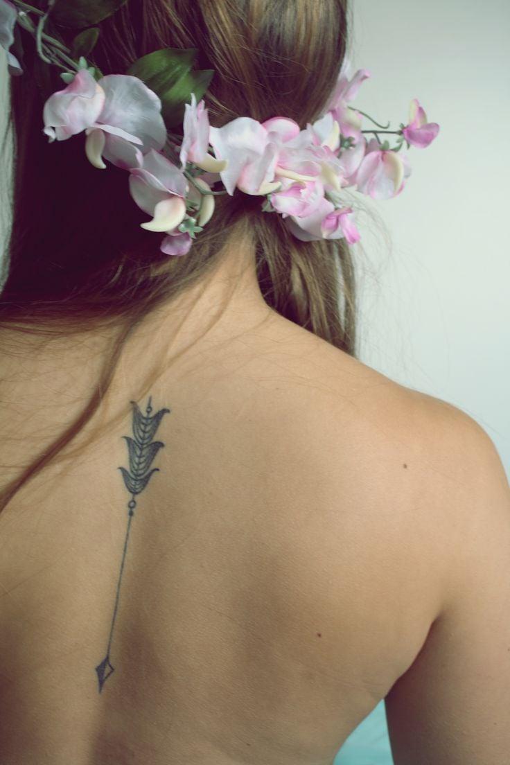 flecha tattoo 22