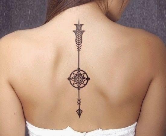 flecha tatoo 4